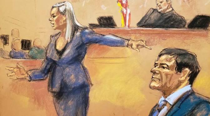 El Chapo Jury Heads To Day Three