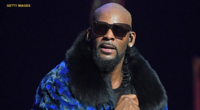 R. Kelly Charged