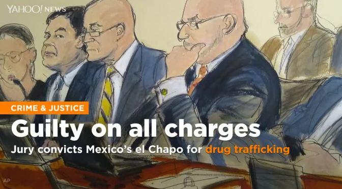 "NBC:  El Chapo Trial Likely Going To ""Alcatraz of the Rockies"""