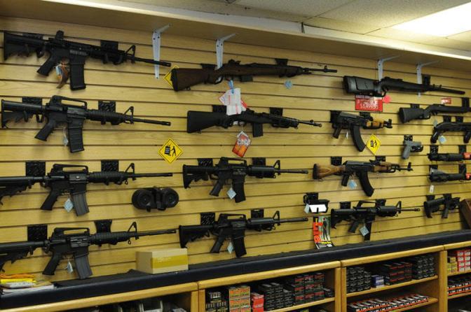 Firearm Background Check Bill Advances In House