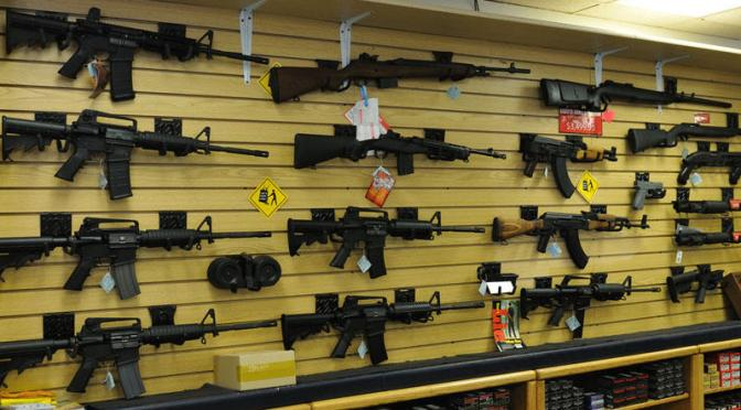 Firearm Background Check Bill Advances In House