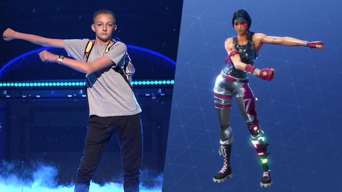 Game Maker Defends Use Of Dance Moves In Fortnite