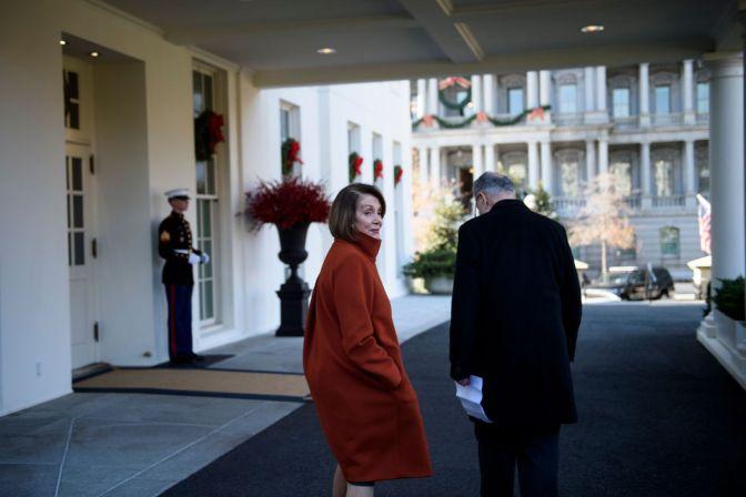 Pelosi: No More Shutdowns