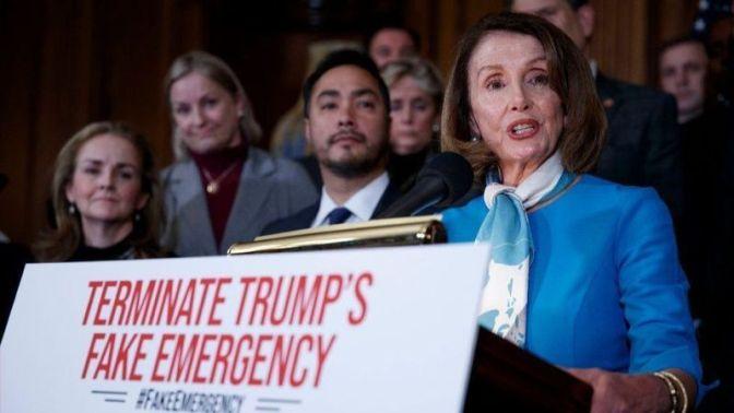 House Votes To Block Trump's Border Declaration