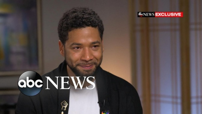 Jussie Smollett Says He's Angry At The Attackers, And The Attacks