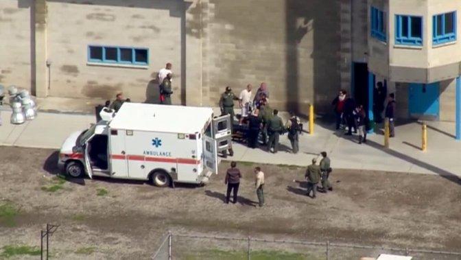 At Least Ten Injured In San Diego Prison Riot