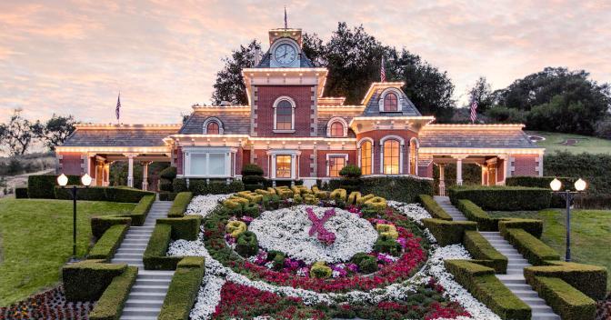 Price Plummets For Jackson's Neverland