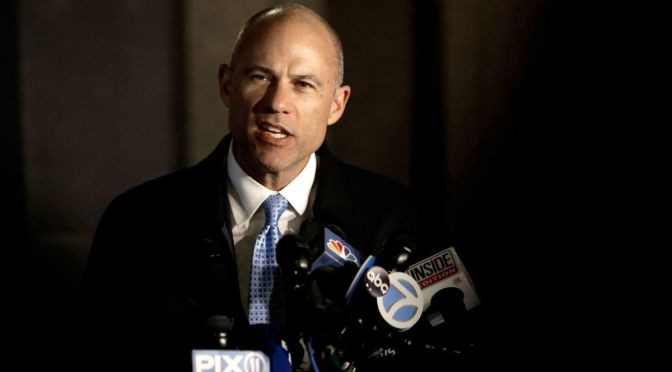Attorney Michael Avenatti is addressing the possibility of going to prison.