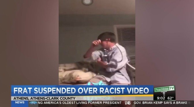 Four Expelled From Frat Over Racist Video