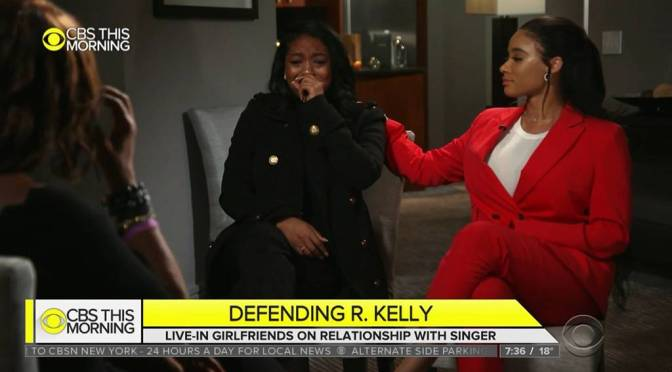 Two Women Defend R. Kelly