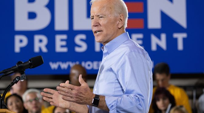 New Poll Shows Biden Surging Among Democrat Voters As He Calls for Public Medicare, $15 Minimum Wage