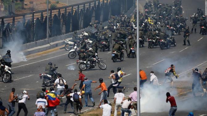 Bolton: Venezuela Situation Very Serious