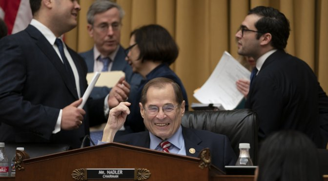 House Panel Authorizes Subpoenas For Several Former White House Officials
