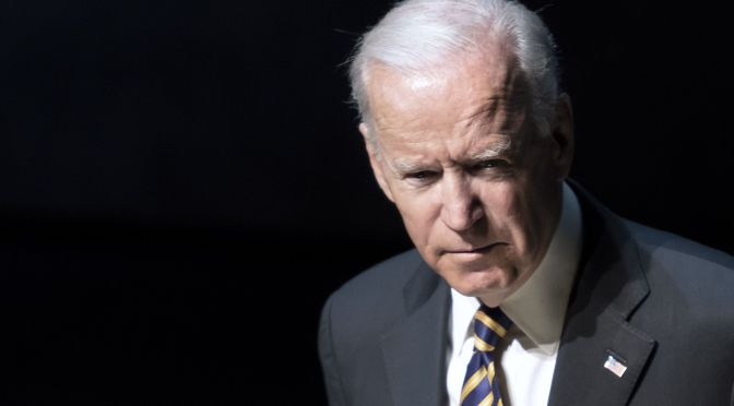 Biden Rakes In Serious Cash After Announcing White House Bid