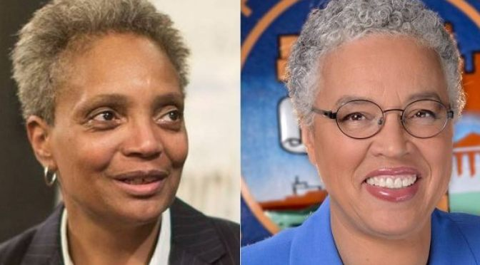 Chicago Electing First Black Female Mayor Today
