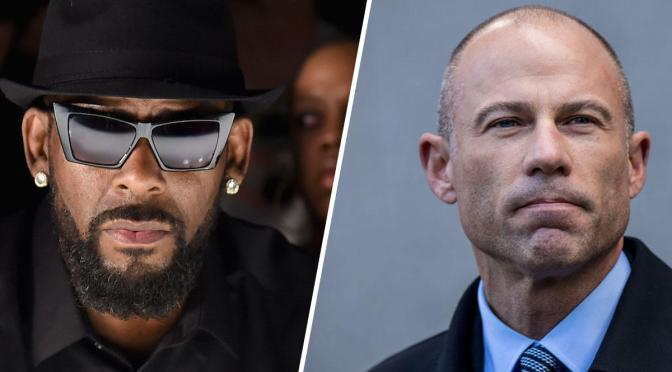 R.Kelly's Lawyer Seeking Communications Between Foxx & Avenatti
