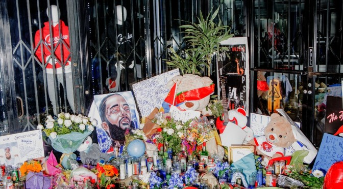 Accused Nipsey Hussle Shooter Pleads Not Guilty