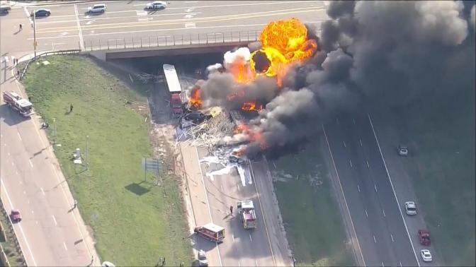 Four Confirmed Dead In I-70 Crash