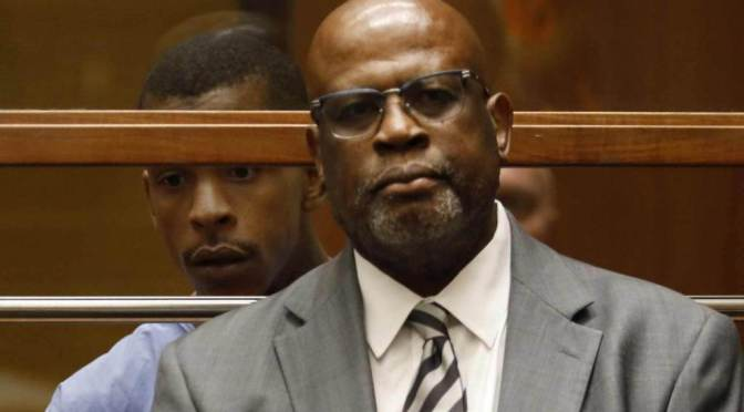 Christopher Darden No Longer Representing Nipsey Hussle Shooter, Steps Down