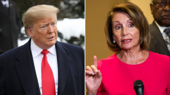 Pelosi Reportedly Worried Trump Won't Go Quietly In Narrow Election Loss