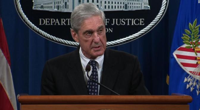 Mueller Says If Trump Didn't Commit A Crime He Would've Said So, Nadler Calls For Lawmakers To Make A Move
