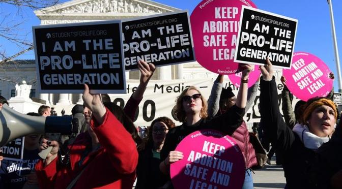 Fetal Heartbeat Abortion Bill Clears Louisiana Senate