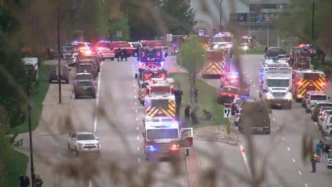 Parent Claims Students Fought Back In Colorado School Shooting That Left 1 Dead And 8 Injured
