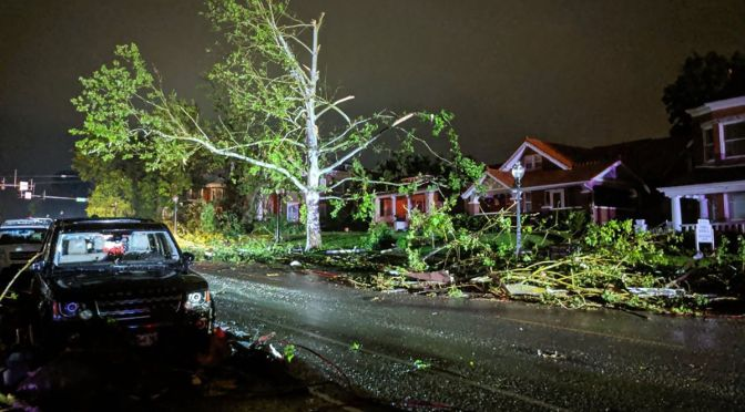 FEMA Heads To Missouri Capital As Tornadoes Spread Death, Devastation