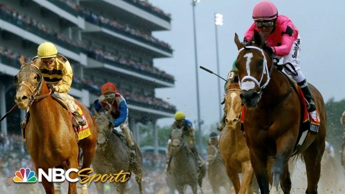 Maximum Security Robbed Of Kentucky Derby Win