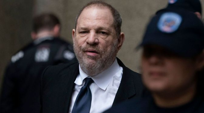 Report: Harvey Weinstein Agrees To Settle With Alleged Victims