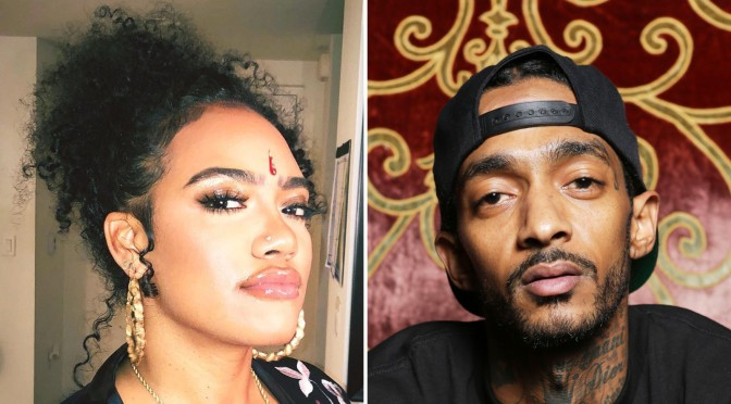 Nipsey Hussle's Sister Files For Guardianship Of His Daughter