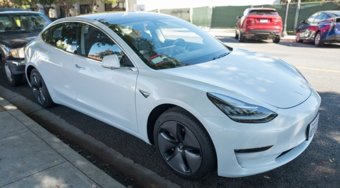 Tesla Raises Price Of $35,000 Model 3