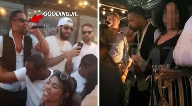 Woman Says Actor Cuba Gooding Junior Groped Her