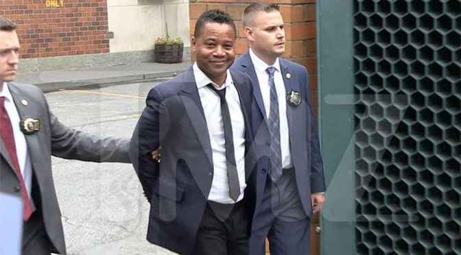 Cuba Gooding Jr. Pleads Not Guilty To New Charge