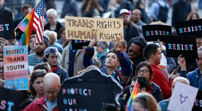 House Votes Against Transgender Rules