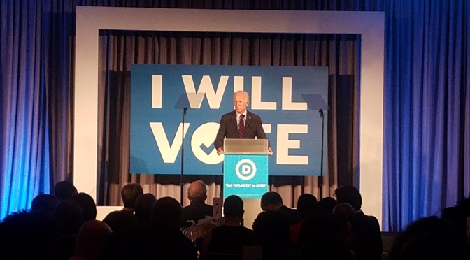 IWillVote Gala Brings The Democratic Party's Heavy Hitters To Atlanta