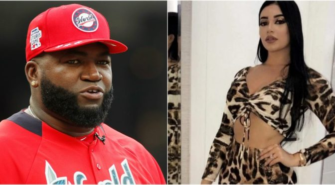 David 'Big Papi' Ortiz Shooting Reportedly Over A Woman