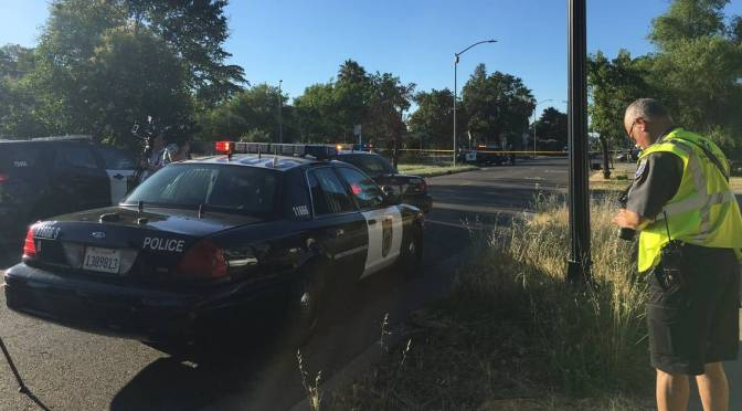 Sacramento Cop Fatally Shot Responding To Domestic Disturbance Call
