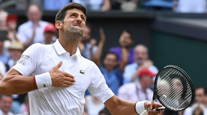 Top Headlines: Djokovic Takes Wimbledon, Braves Keep Rolling And Procter & Gamble Put Up $500K For Women's Soccer Team