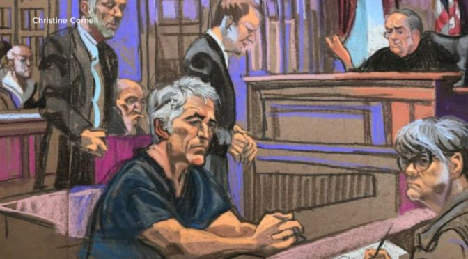 Judge Denies Bail For Accused Sex Trafficker Epstein