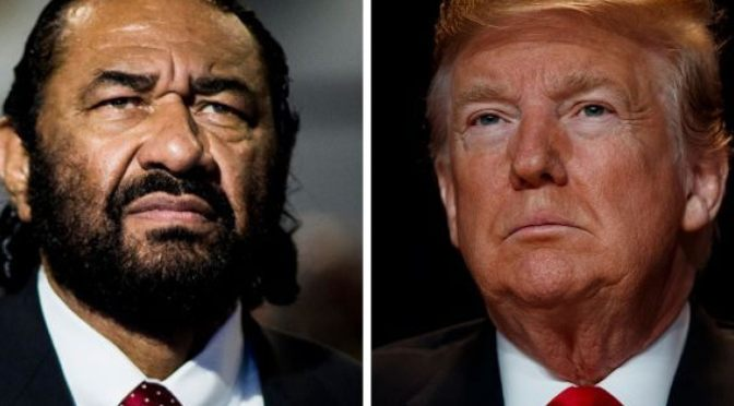 Articles Of Impeachment Filed Against Trump In U.S. House