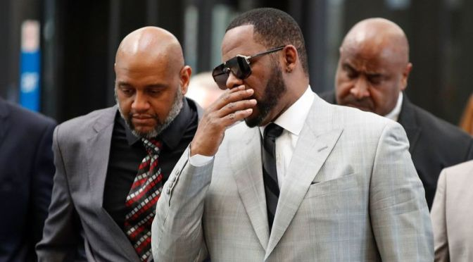 R. Kelly Due In Chicago Federal Court Today