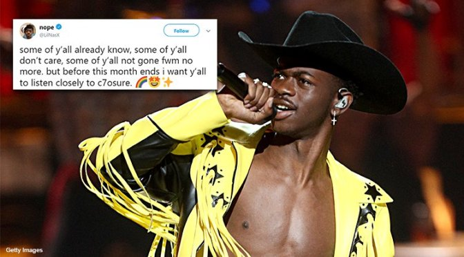 Did Rapper Lil Nas X Come Out As Gay or Is He Trolling His Fans?