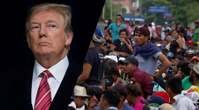 Trump Administration Proposes New Asylum Rule