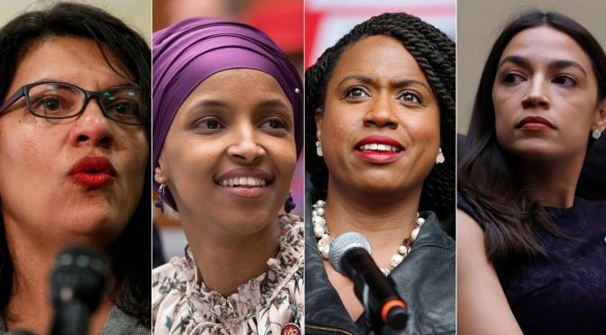 Trump Unapologetic About Racist Remarks Attacking Democratic Congresswomen