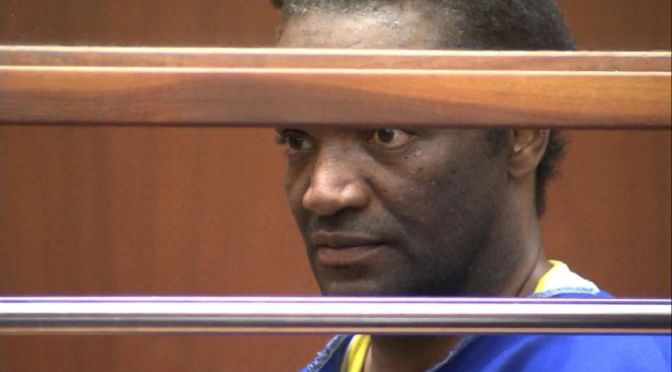 Accused Oscar Robber To Appear In Court