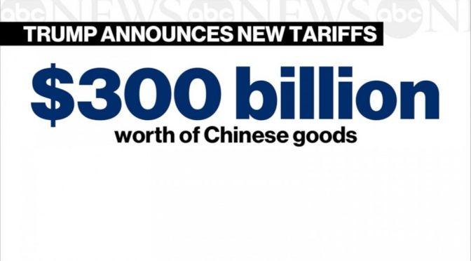China Responds To New Trump Tariff Threat