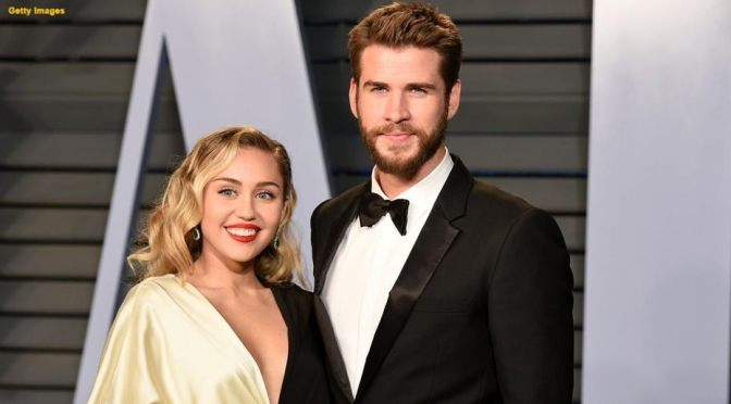 "Liam Hemsworth Cites ""Irreconcilable Differences"" In Filing For Divorce From Miley Cyrus"