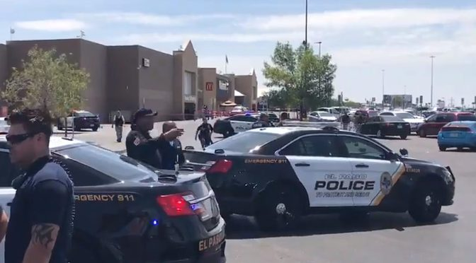 Twenty Dead In El Paso Shooting, Suspect Faces Capitol Murder, Hate Crime