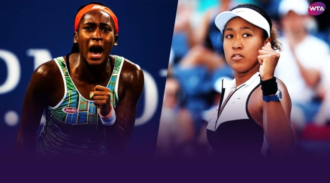 Analysis: Coco vs. Osaka At US Open Could Be Rivalry's Start